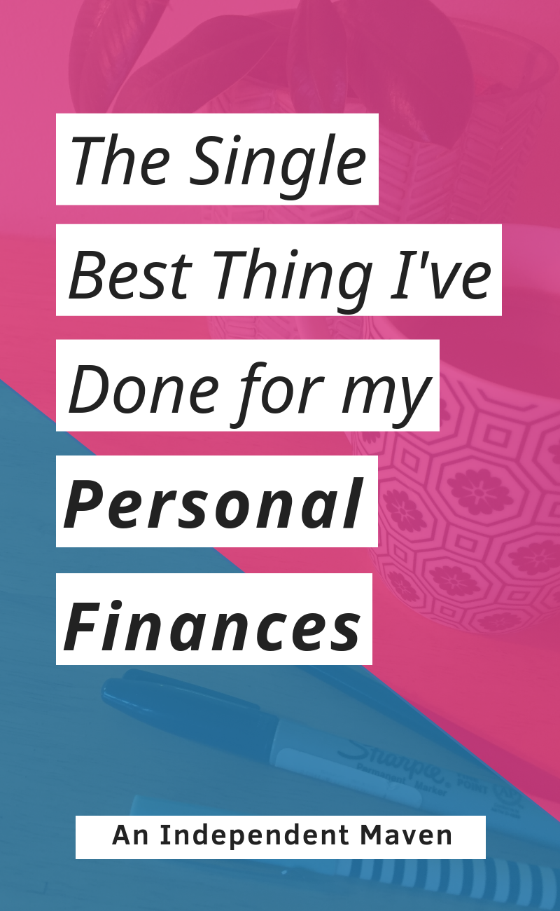 Personal Finance Tip for Saving Money