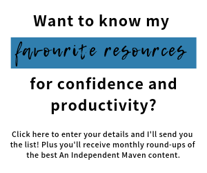 An Independent Maven list
