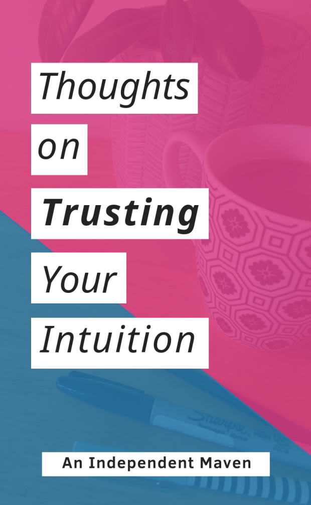 Learn to Follow Your Intuition