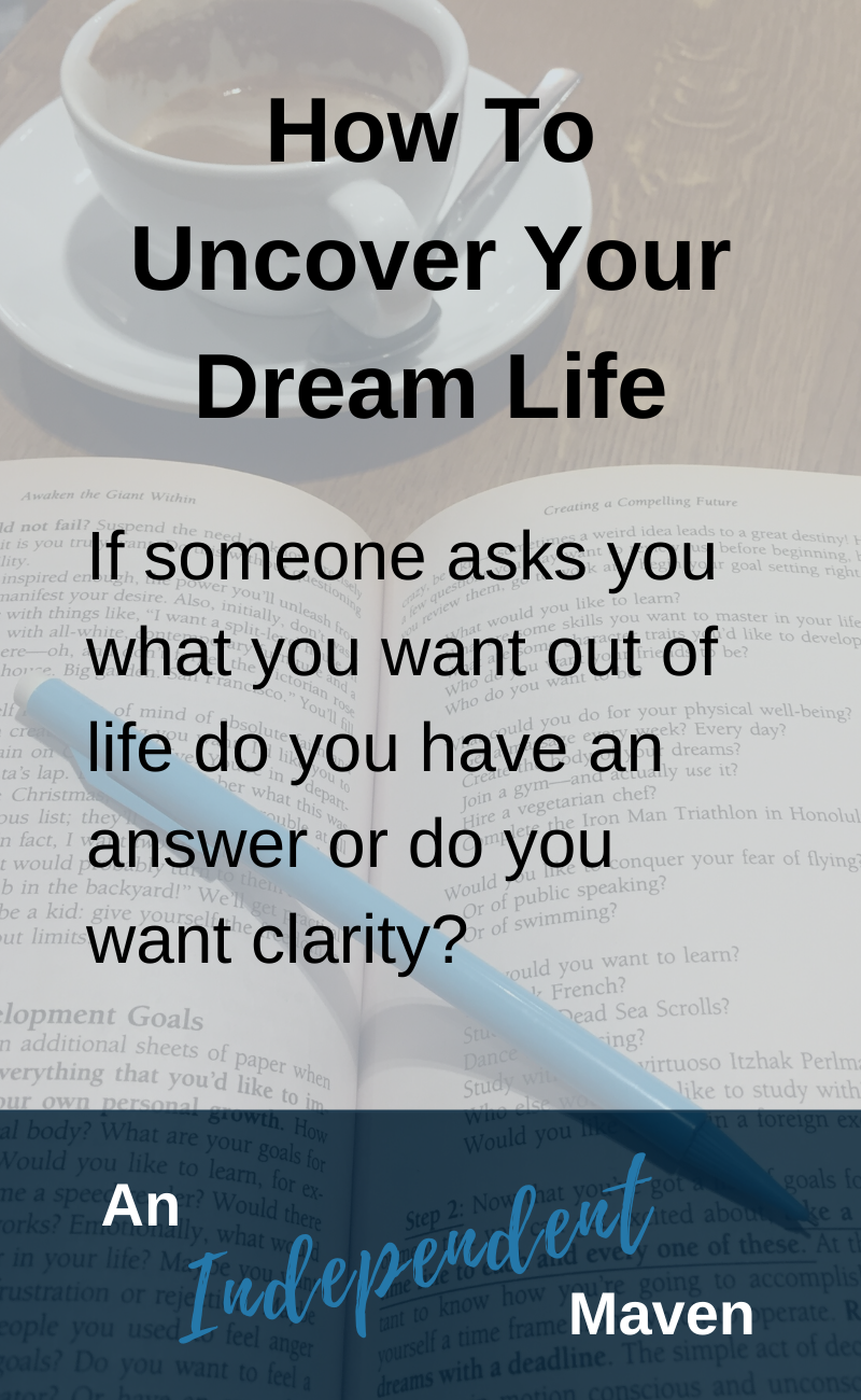 Do you know what you want out of life or do you need some help? It can feel like there is so much pressure to know exactly what you want from life, to have the perfect life vision. However, if you have no idea what you want from life, where do you start? Use these exercises to develop your vision for your life.